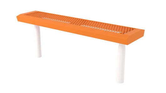 Picture of 4 ft. Infinity In Ground Mount Bench