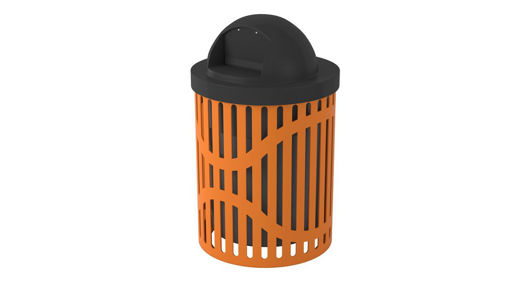 Picture of 32 Gallon Classic Style Trash Receptacle