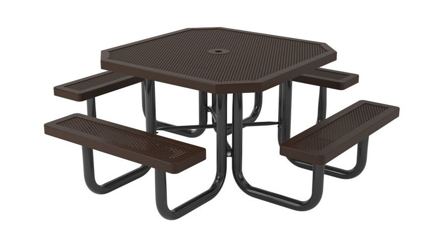 Picture of 46 in. Octagonal Innovated Portable Heavy Table