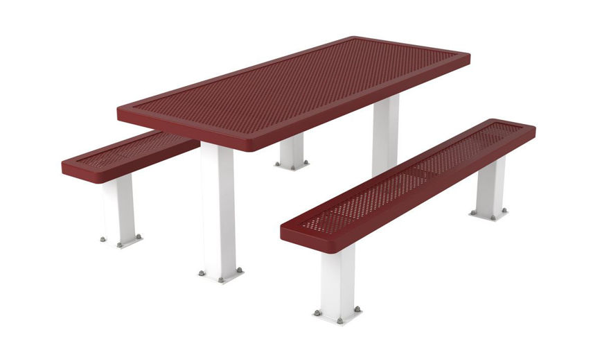Picture of 6 ft. Innovated 4-4 Surface Mount Table