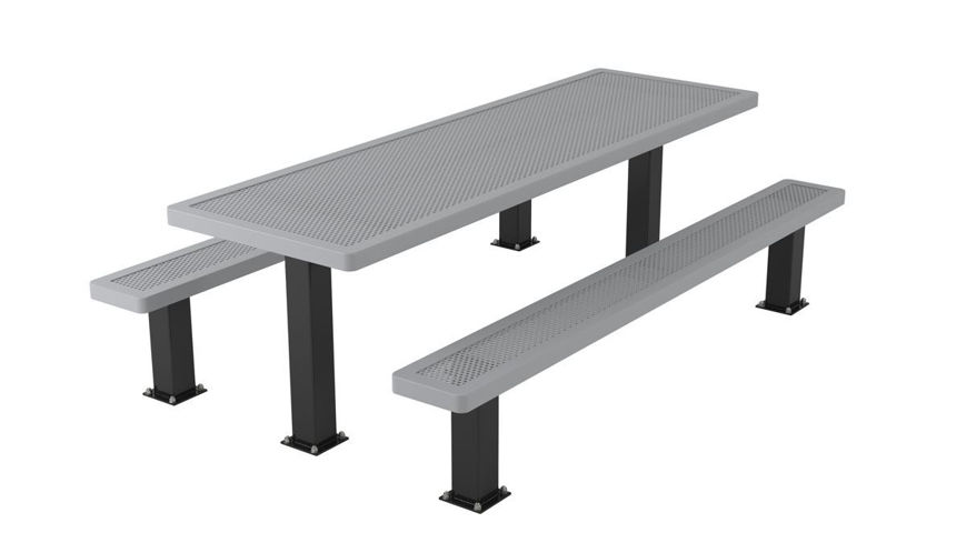Picture of 8 ft. Innovated 4-4 Surface Mount Table