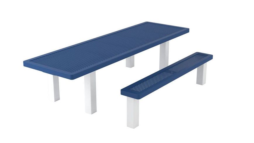 Picture of 8 ft. Innovated 4-4 In Ground ADA Table
