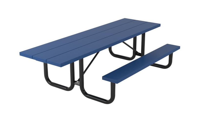 Picture of 8 ft. Plasti Plank Portable ADA Table