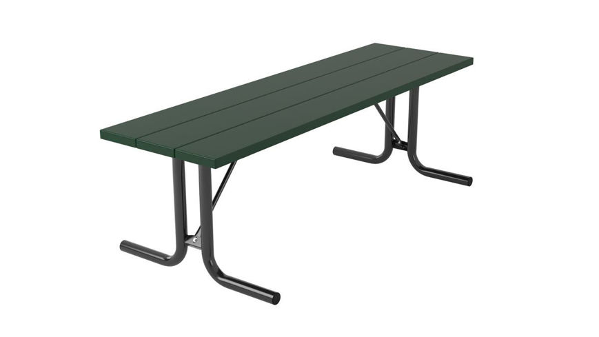Picture of 8ft. Plasti Plank Style Portable Table