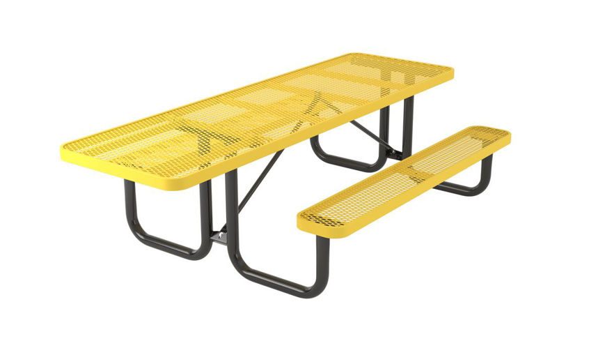 Picture of 8 ft. Ultra Leisure Style Handicap Table Portable