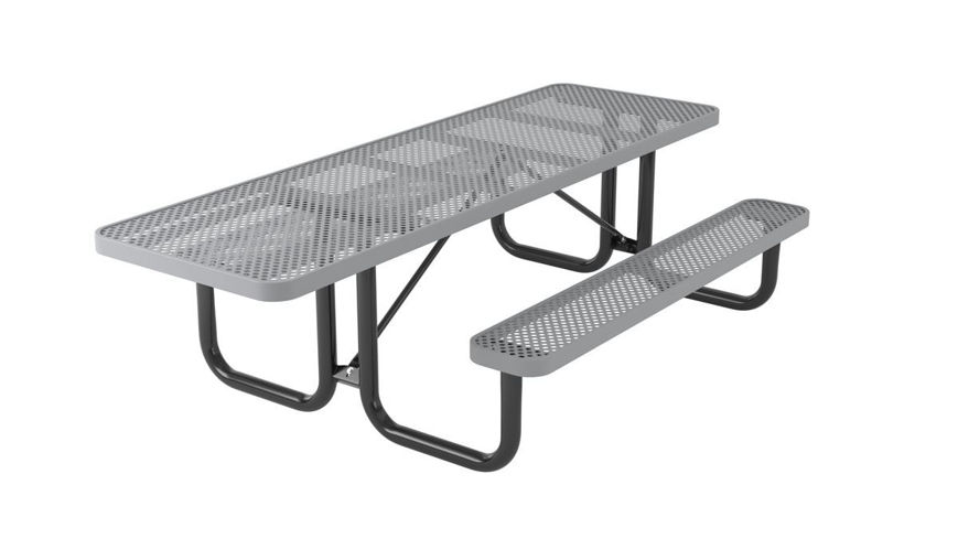 Picture of 8 ft. Ultra Leisure Perforated Handicap Table Portable