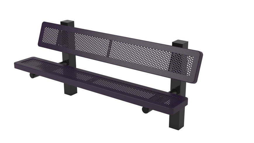 Picture of 6 ft. Innovated Style Bench - 4 Seats