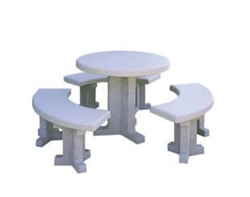 Picture of Wausau Park Table TF3034