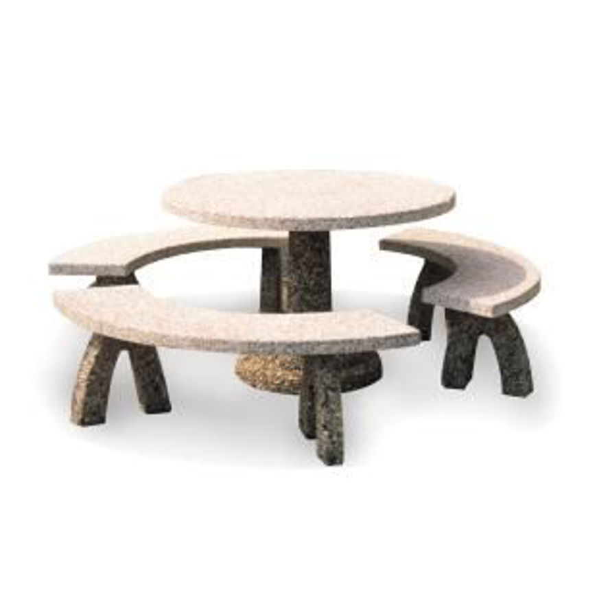 Picture of Wausau Park Table TF3035