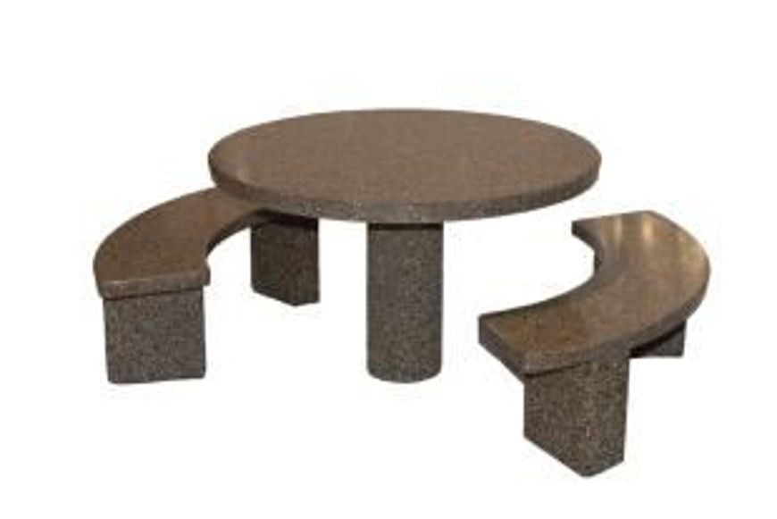 Picture of Wausau Park Table TF3050