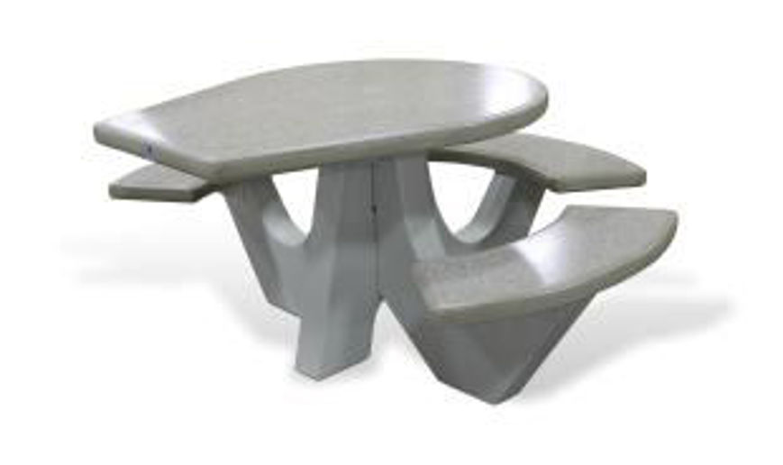 Picture of Wausau Park Table TF3107