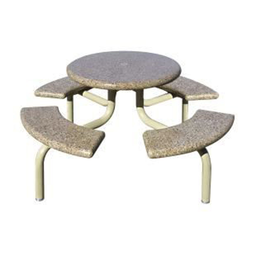 Picture of Wausau Park Table TF3138