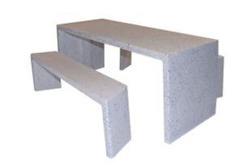 Picture of Wausau Park Table TF3200