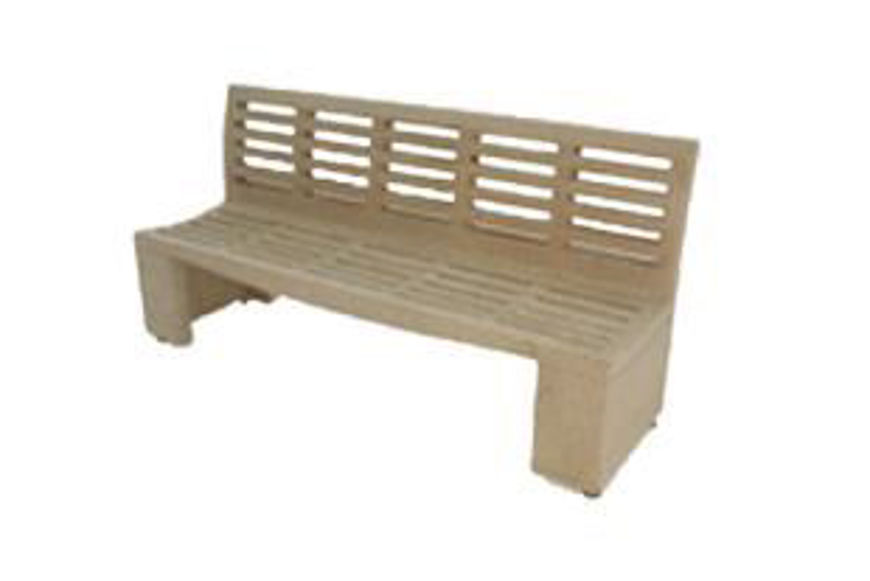 Picture of Wausau Park Benches SL508