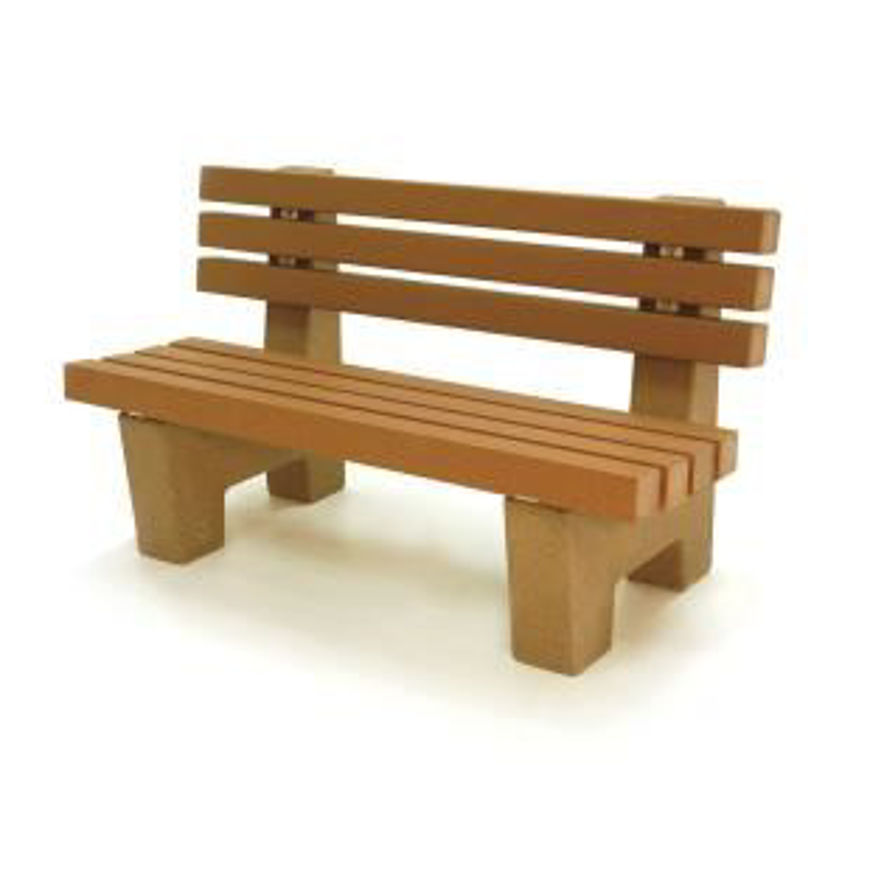 Picture of Wausau Park Benches TF5047