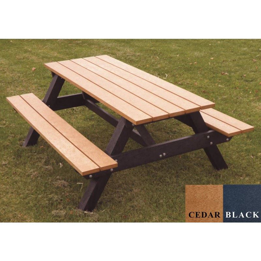 Picture of Econo-Mizer 6' Picnic Plastic Table