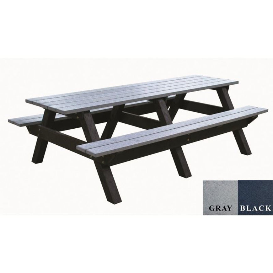 Picture of Economizer 8' Picnic Plastic Table