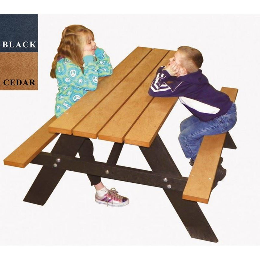 Picture of Economizer Youth Picnic Plastic Table