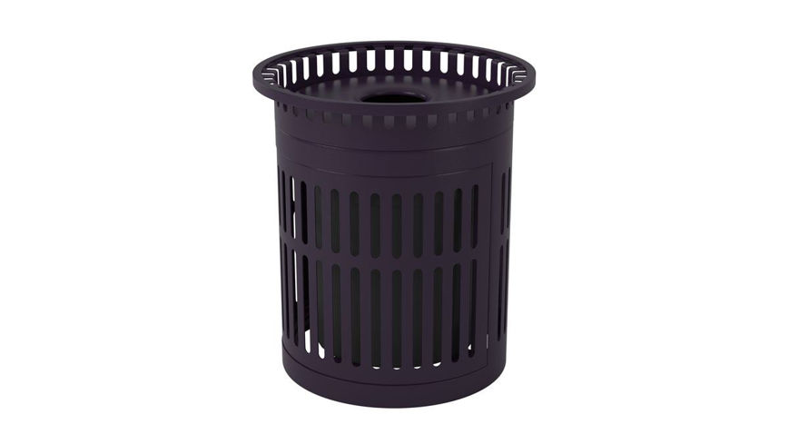 Picture of 22 Gallon Metro Trash Receptacle