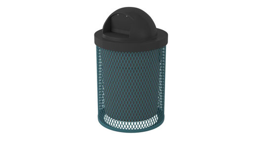 Picture of 32 Gallon L Series Trash Receptacle