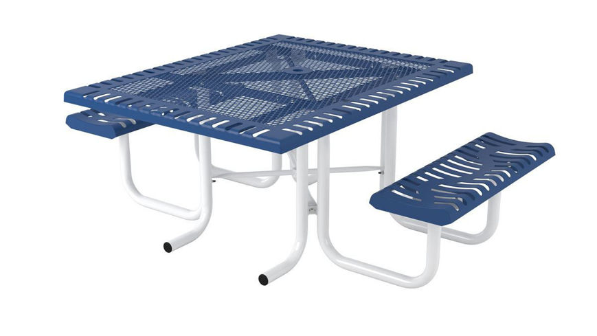 Picture of 46 in. Classic Portable Table -2 Seats ADA