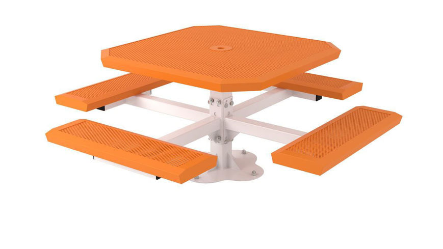 Picture of 46 in. Infinity Innovated Ped Table Surface Mount